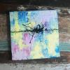 Acrylic - SOFT CHAOS, 2990sek (50x50cm)