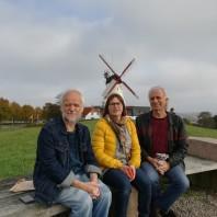 Historieskriverne - Niels Lund, Hanne Kjeldbjerg, Jakob Lambertsen - Dybbøl, 2017.