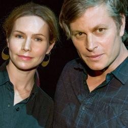 Nina Persson (The Cardigans) og Martin Hederos har turneret som duo - men endnu ikke udgivet plader sammen.