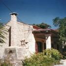 Vort hjem i tre dage, et gammelt nyistandsat hus i Vamos.