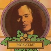 Rick Kemp, 1973.