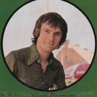 Nigel Pegrum, 1976.