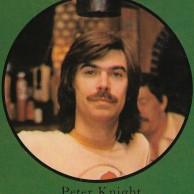 Peter Knight, 1976.