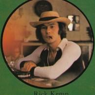 Rick Kemp, 1976.