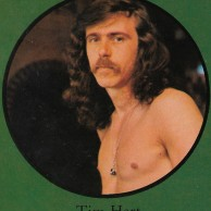 Tim Hart, 1976.