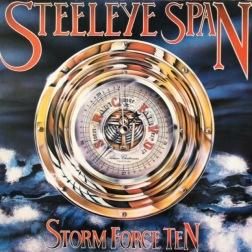 """Udgivet i november 1977: """"Storm Force Ten""""."""