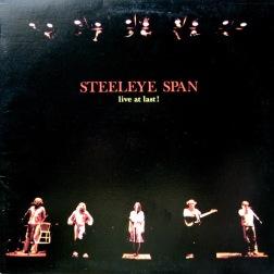 """Optaget 8. marts 1978, udgivet senere i 1978: """"Live At Last""""."""