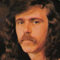 Tim Hart, medlem af Steeleye Span 1969-1982. Boede på La Gomera de sidste 20 år af sit liv. Han døde i 2009.