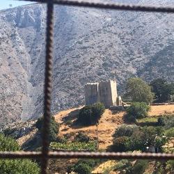Vandring oven for Filoti, Naxos (11. september).