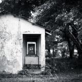 Abandoned house, Uganda