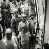 People in northern Rwanda