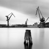 Göteborg harbour, Sweden