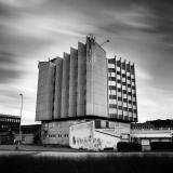 Brutalist building, Göteborg, Sweden