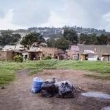 Kampala suburb, Uganda