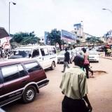 Kampala traffic, Uganda