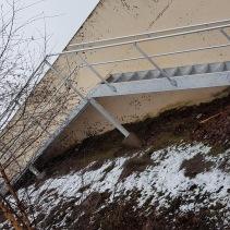 Ramp och trappa