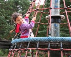 Finns det fler lika fina lekplatser som Kometparken i Bergsjön (Göteborg)?
