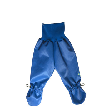 Busbyxan Baby blå/blå - Busbyxan Baby blå/blå