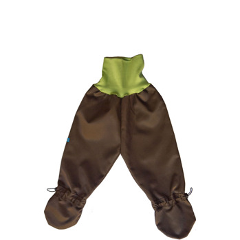 Busbyxan Baby brun/grön - Busbyxan Baby brun/grön
