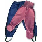Syskonpaket mörkblå/rosa med rosa mudd