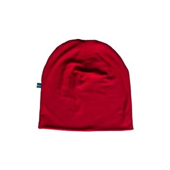 Röd mössa - ekobambu - Röd