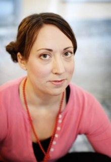 Maria Nilsson Thore - dubbelt Augustnominerad.