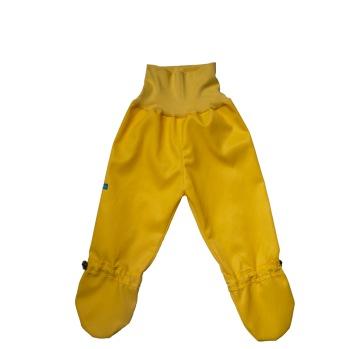 Busbyxan Baby gul/gul - Busbyxan Baby gul/ljusgrå