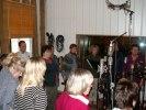 Inspelning! Pama Records Kristianopel. Foto: Wiggo Ehrsköld