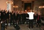 Kulturnatt i Karlshamn 2006, Carl Gustafs kyrka Foto Martina Karlsson