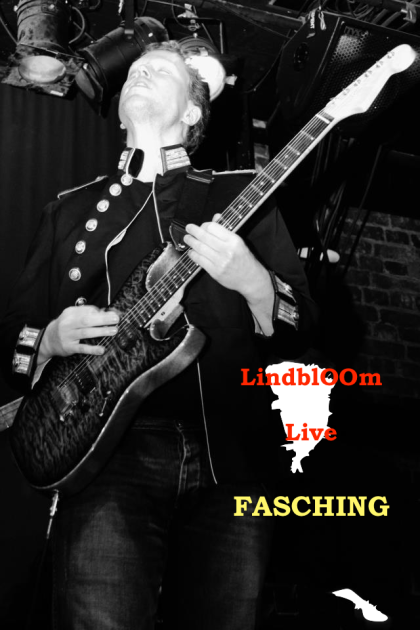 Gig at Fasching in Stockholm