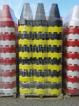 Plastbarriär TB-1000