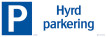 Hyrd parkering