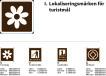 I - Lokaliseringsmärken turistmål
