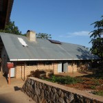 Julia farm, mat- och samlingsal