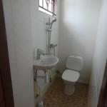 Ny toalett