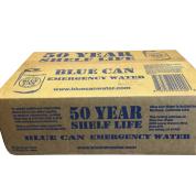 Blue Can Water, 24-packslåda