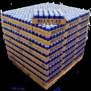 Blue Can, 100-palett