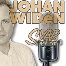Johan Widén Svar På Tal