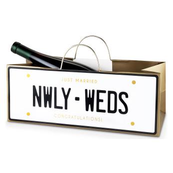 Presentpåse nygifta -