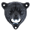 Kapsylöppnare vägg Bear