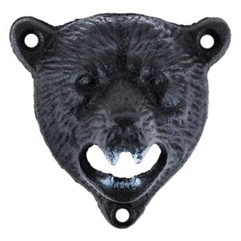 Kapsylöppnare vägg Bear -