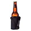 Burk/flaskhållare 2 färger - Burkhållare med halsband svart