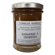 Marmelad rabarber/ingefära