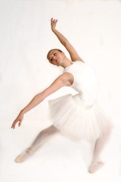 Klassiska linjer med balett och modernt