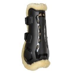 Air Flow Tendon boots fur - Svart stl M