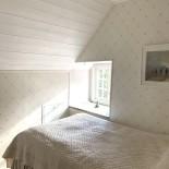 Sovrum 2, stora huset (1x110 säng)
