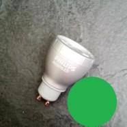 Färgad LED 535587<br /> GU10  5:-/st