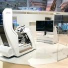 Hannover Volvo stol skärm