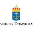 Sveriges domstolar loggo