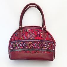 Handväska röd